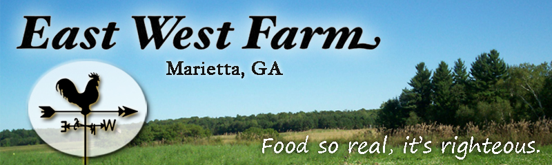 East West Farm Header